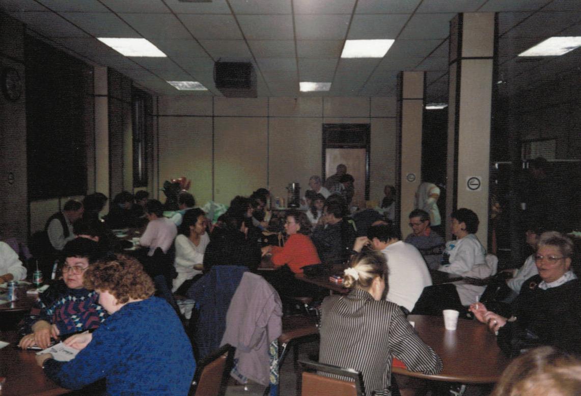 Christmas Meeting 1994