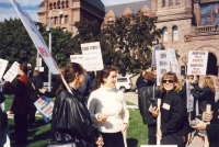 Oct 8 2002 Bill 77 Protest (1)